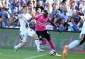 فوتبال جهان  صعود مونپولیه به رده سوم با شکست بوردو
