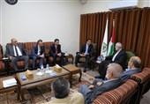 دیدار ملادینوف و عبدالخالق با هنیه/ هشدار سازمان ملل درباره وخامت اوضاع غزه