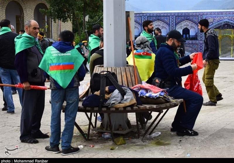 40 هزار زائر اربعین حسینی در 24 ساعت گذشته از مهران وارد عراق شدند