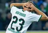 فوتبال جهان  برتری قاطعانه بوروسیامونشنگلادباخ در خانه