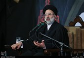 حجتالاسلام رئیسی: نخستین ماموریت آستان قدس رضوی خدمت فرهنگی است