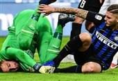 فوتبال جهان| اینتر با گل دیرهنگام ایکاردی فاتح دربی میلان شد