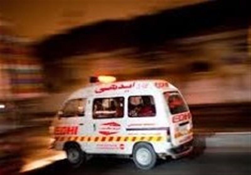 مچھ کے قریب پیٹرول سے بھری وین ٹرک سے ٹکرا گئی، 7 افراد جھلس کر جاں بحق