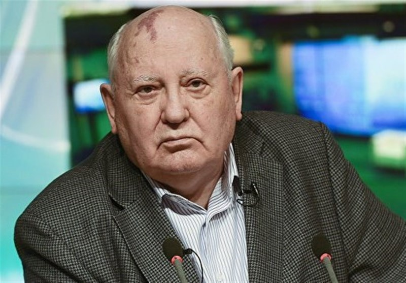 واکنش گورباچف به تصمیم ترامپ برای خروج از پیمان موشکی