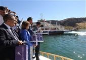 فستیوال ورزشهای آبی در غازی عنتاب ترکیه + عکس