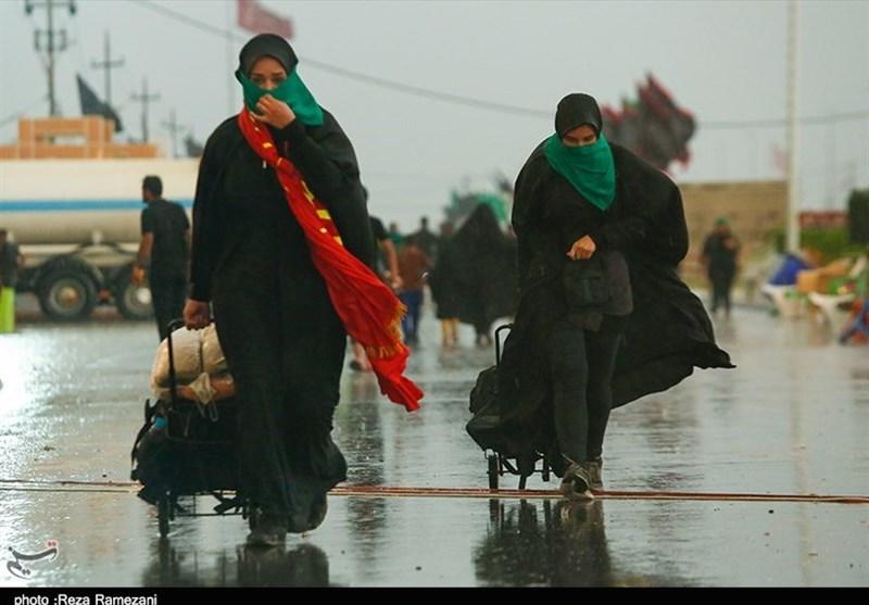 چهارشنبههای امامرضایی  جامانده اربعینیم و دلتنگِ مشهدالرضا(ع) / اینجا دیار دلدادگی است + فیلم