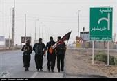 اربعین حسینی|اعزام اتوبوس برای برطرفکردن مشکل زائران در خاک عراق