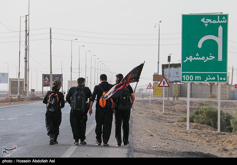 اعزام اتوبوس برای برطرفکردن مشکل زائران در خاک عراق