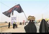 اربعین حسینی| 350 هزار زائر از مرز شلمچه عبور کردند