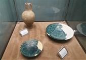 کاشان| از اشیا کشف شده در شهر نوش آباد رو نمایی شد