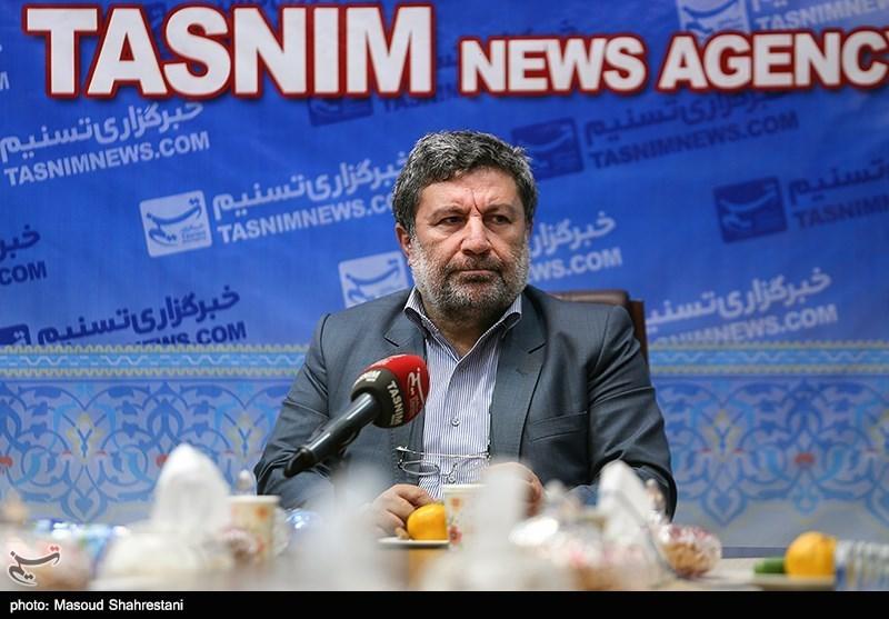 الیاس حضرتی دبیرکل حزب اعتماد ملی شد