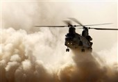 Amerikan Helikopterleri IŞİD Teröristlerini Taşıyor