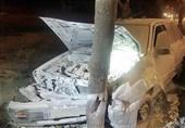 خوزستان| تصادف دو دستگاه خودرو در محور ایذه - باغملک جان 5 نفر را گرفت