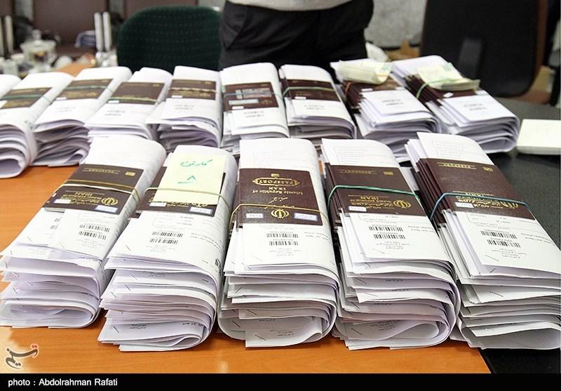 سرکنسول موقت عراق در استان مرکزی: 20 هزار ویزا ظرف 10 روز در استان مرکزی صادر شد+فیلم