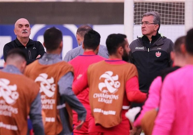 محل اردوی پرسپولیس و کاشیما آنتلرز مشخص شد/ AFC طرح پرسپولیس برای افتتاحیه بازی و تشریفات میهمانان را تأیید کرد