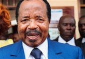 «بیا» برای هفتمین بار رئیس جمهور کامرون شد