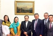 French Lawmakers Meet Iranian Deputy FM in Tehran