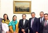 ملاقات هیات پارلمانی فرانسه با معاون وزیر خارجه ایران