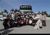 اعزام طلاب خراسان شمالی به کشور عراق به روایت تصویر