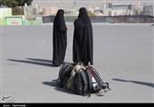 اربعین حسینی| بررسی وضعیت مرز چذابه در کشور عراق+ فیلم