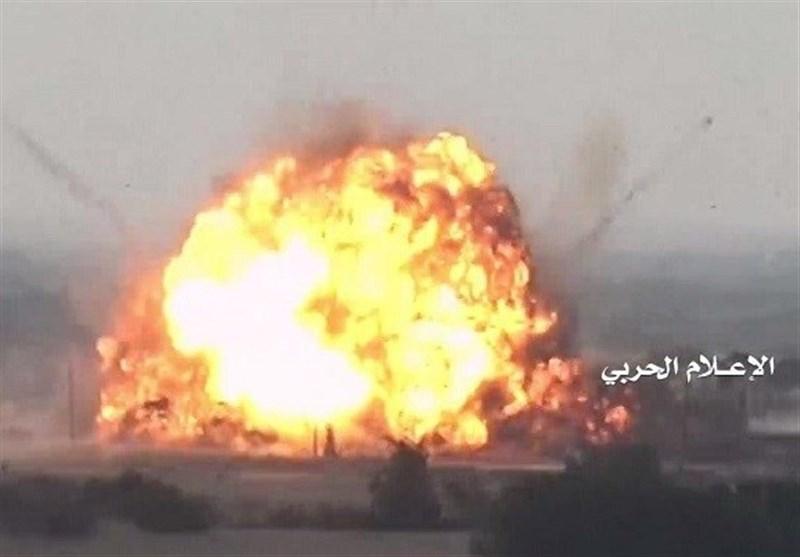 الجیش الیمنی واللجان الشعبیة تسیطر على مواقع العدو بالساحل الغربی