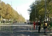 حاشیه دیدار پرسپولیس - السد|ترافیک شدید و باز شدن پارکینگهای ورزشگاه آزادی/ فروش 9 هزار بلیت در کمتر از نیم ساعت + عکس