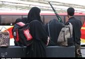 آستان قدس رضوی در مرز دوغارون پذیرای زائران افغانستانی اربعین است