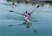 مسابقات آبهای آرام قهرمانی زیر 23 سال آسیا| سومین مدال طلای قایقرانان در این مسابقات