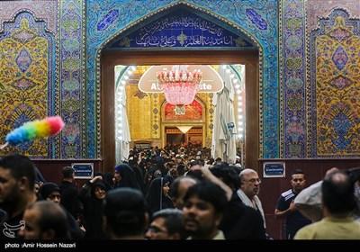 نجف اشرف در آستانه اربعین حسینی