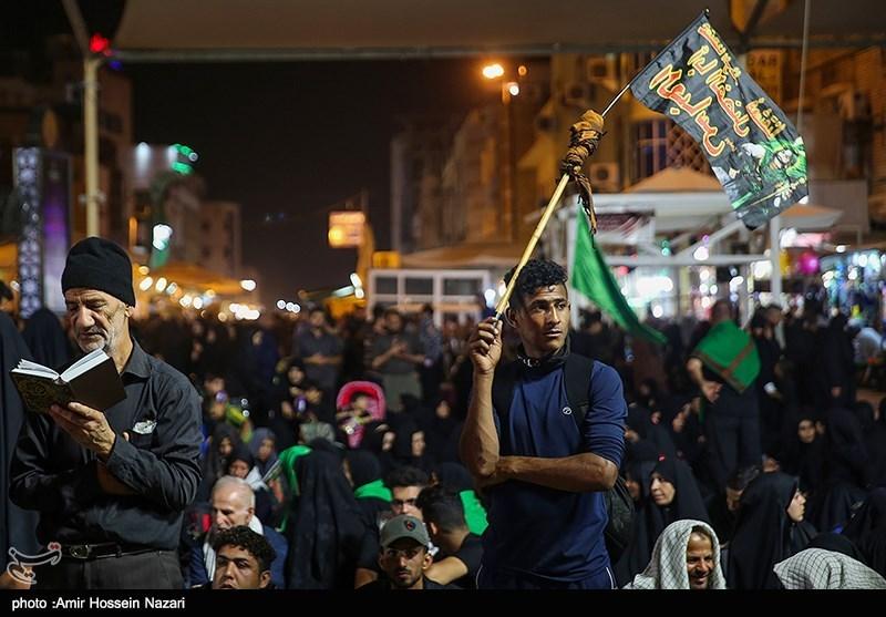ایلام| امروز 73 هزار زائر اربعین حسینی از مرز مهران عبور کردند