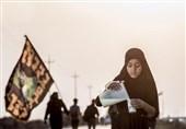روایتی زنانه از بزرگترین راهپیمایی انسانی