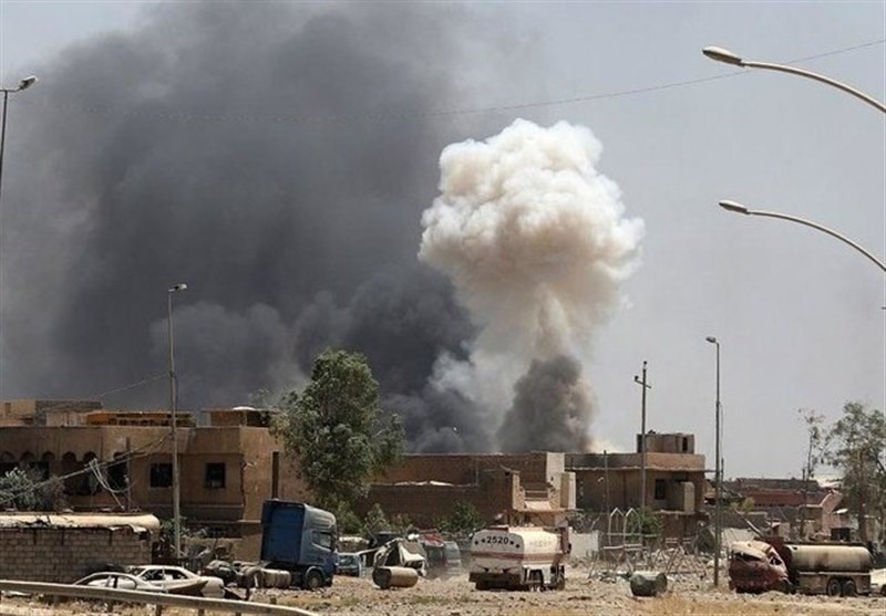 عراق|انفجار یک خودروی بمبگذاری شده در موصل