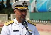 دریادار کاویانی جانشین نیروی دریایی ارتش شد