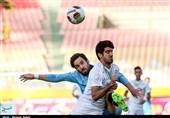 لیگ برتر فوتبال| ادامه روند ناکامیهای ذوبآهن با گلزنی بازیکنان پیشین و آتی پرسپولیس