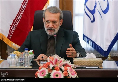 Time for Europe to Go Beyond Rhetorical Support for JCPOA: Iran's Larijani