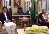 وزیراعظم عمران خان کی شاہ سلمان سے ملاقات، اہم امور پر تبادلہ خیال