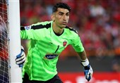 Iran's Beiranvand Nominee to Win Asian Footballer of The Year