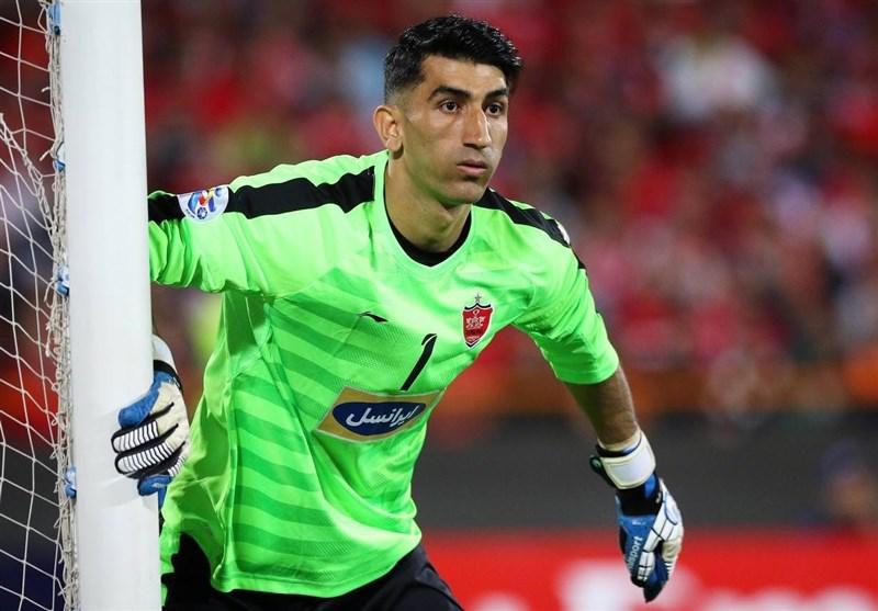 Alireza Beiranvand AFC Best Player