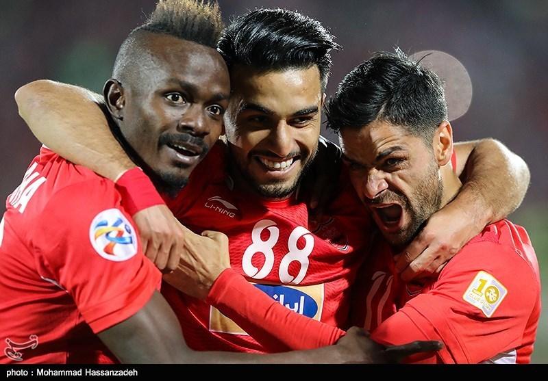 2 پرسپولیسی در جمع بازیکنان برتر هفته لیگ قهرمانان آسیا