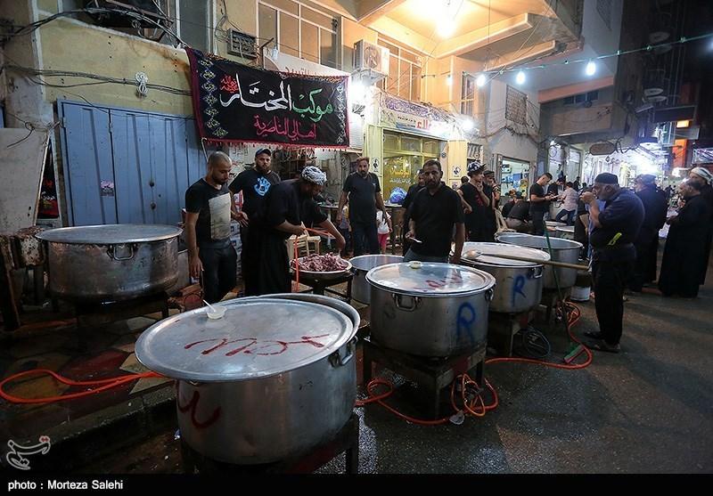اخبار اربعین 98|پذیرایی از 22 هزار زائر اربعین در موکب اوقاف بوشهر