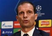 فوتبال جهان| آلگری: بازی عاقلانه، دلیل پیروزیمان مقابل والنسیا بود/ حضور رونالدو به ما امنیت و اعتماد به نفس میدهد