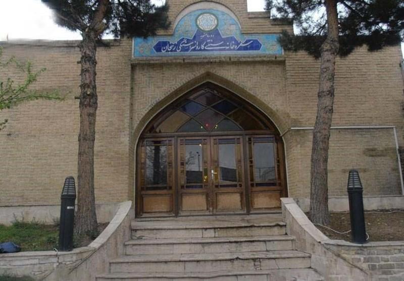 Stone Caravanserai in Iran's Zanjan