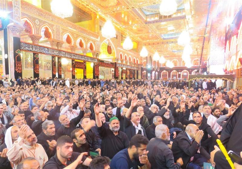 Iraq's Karbala Hosting 10 Million Arbaeen Pilgrims 1397080211330226815728434