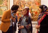 """نوری: نمایشگاه """"شبیهخوانی"""" نگاهی به ردّ پای تعزیه در هنر ایران دارد +عکس"""