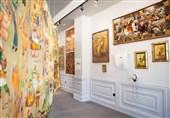 نمایشگاه «شبیهخوانی» در گالری سلام