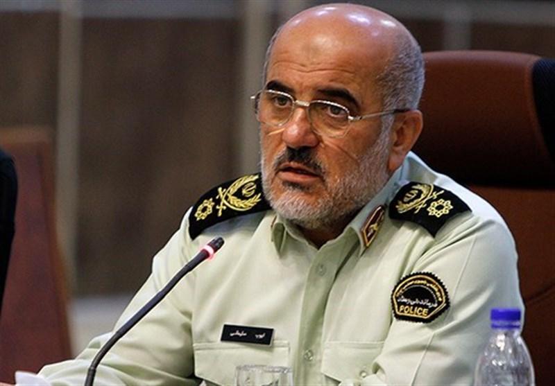 جانشین فرمانده ناجا: وجود برخی خلاءها باعث فساد در نظام اداری میشود