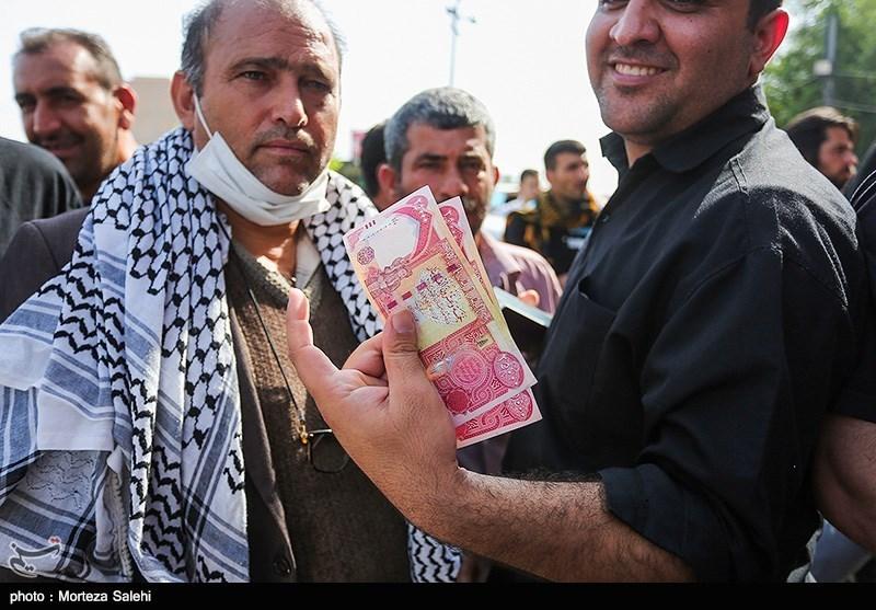 آخرین وضعیت پرداخت ارز اربعین در مرزها