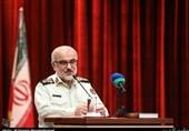جانشین فرمانده ناجا: حدود برخی جرایم در فضای مجازی هنوز مشخص نشده است