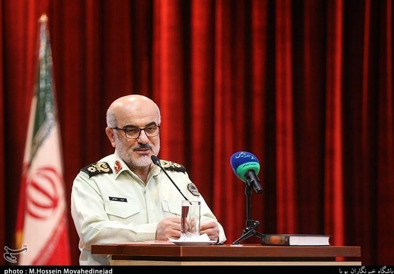 جانشین ناجا در کرمان: طرح جامع امنیت کویر در استانهای کویری کشور اجرا میشود