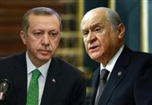 گزارش تسنیم| تنش در فضای سیاسی ترکیه و نقش اردوغان